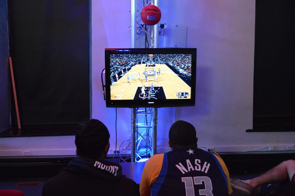 XBox Tournament, Photo Courtesy of Colin Gbolie