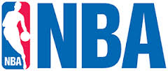 Photo of the NBA logo.