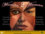 Photo of Woman to Woman flyer