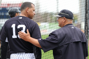 Photo of Alex Rodriguez and Jeff Pentland