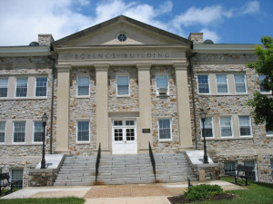 Photo of the Coad Science Building