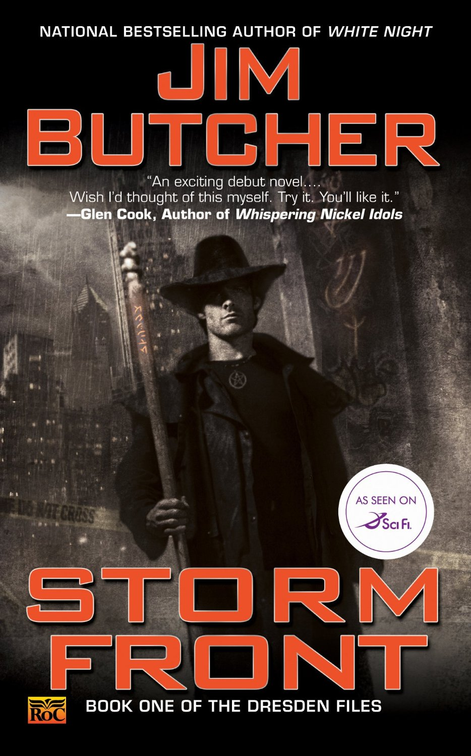 Photo of the cover of Storm Front