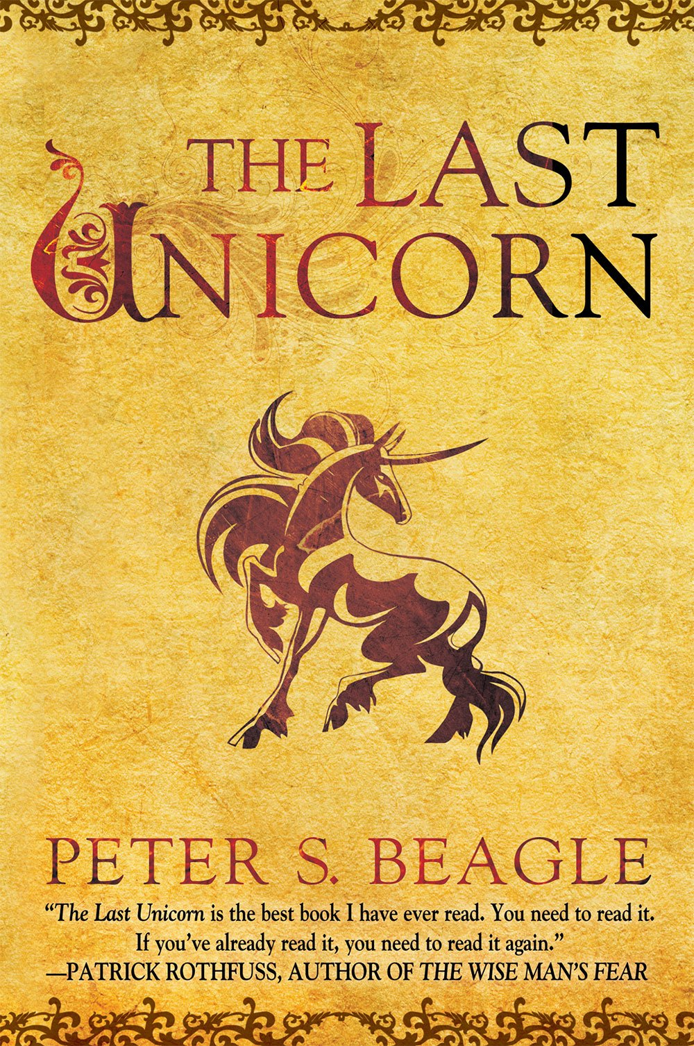 Picture of The Last Unicorn