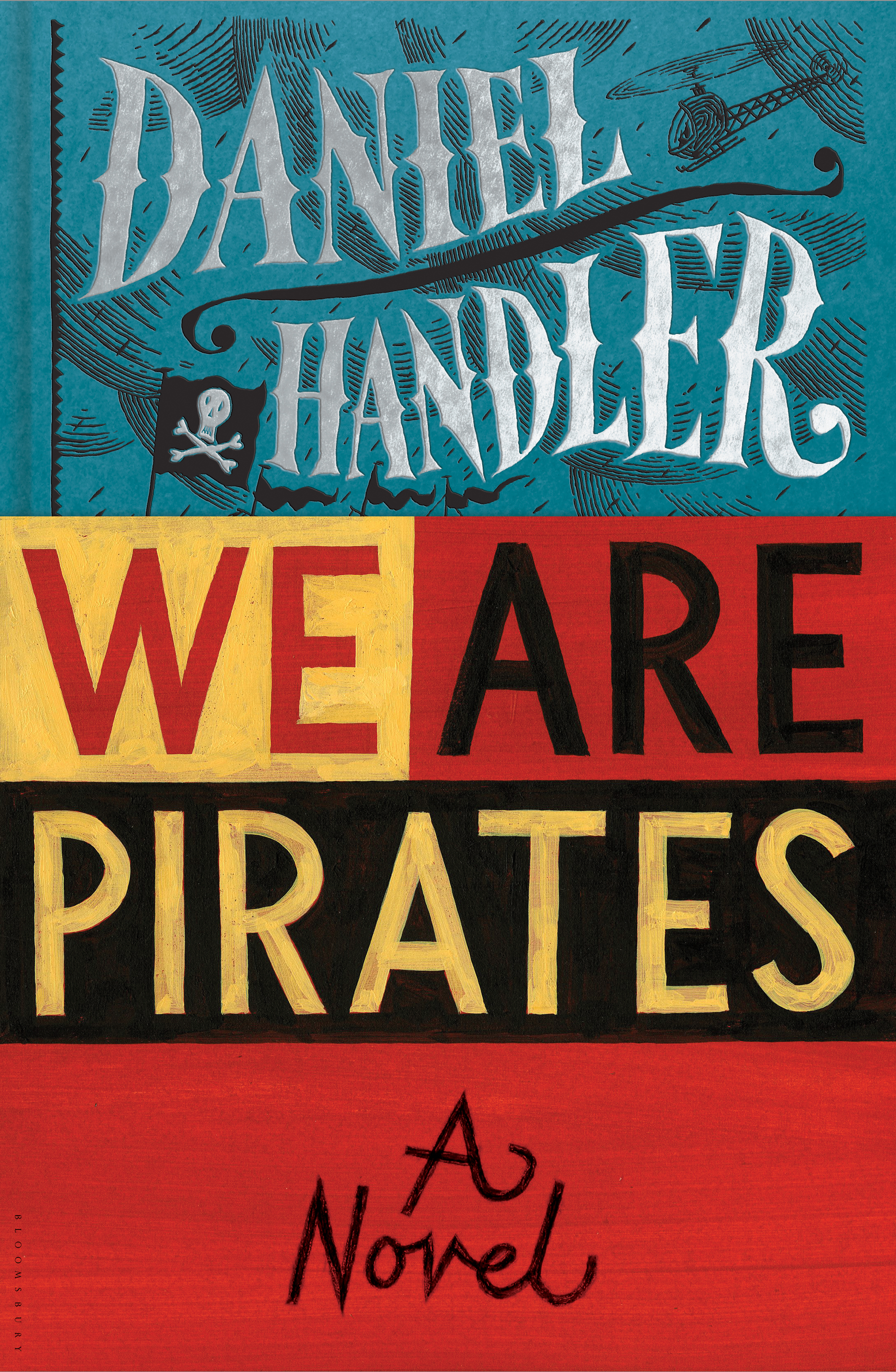 Picture of the book We Are Pirates